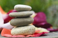 Pedras dos termas Imagens de Stock