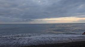 Pedras e mar Imagem de Stock