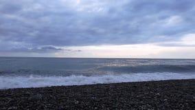 Pedras e mar Fotografia de Stock