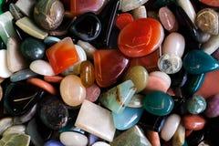 Pedras e minerais imagens de stock royalty free