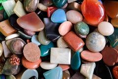 Pedras e minerais foto de stock royalty free