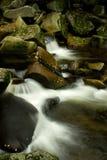 Pedras e rio Fotografia de Stock
