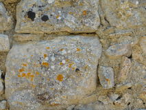 Pedras e rochas fora Foto de Stock Royalty Free