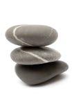 Pedras empilhadas Fotografia de Stock Royalty Free