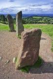 Pedras eretas Fotos de Stock Royalty Free