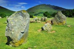 Pedras eretas Foto de Stock Royalty Free