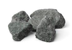Pedras esmagadas do granito Fotografia de Stock Royalty Free