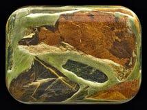 Pedras fundo e textura imagens de stock