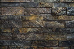 Pedras - materiais da natureza para salas Imagens de Stock Royalty Free