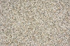 Pedras minúsculas da textura da parede Fotografia de Stock Royalty Free