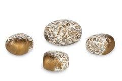 Pedras modeladas zen Imagens de Stock Royalty Free