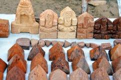 Pedras naturais Foto de Stock Royalty Free