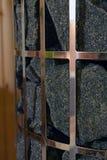 Pedras no calefator da sauna do modelo da coluna Fotografia de Stock