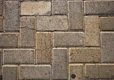 Pedras no pavimento Foto de Stock Royalty Free