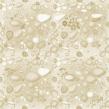 Pedras pálidas Imagem de Stock