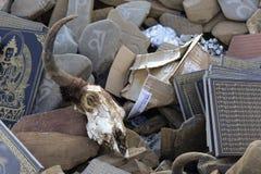 Pedras para Praying Fotografia de Stock Royalty Free