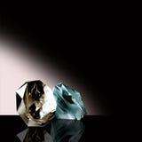 Pedras preciosas Foto de Stock Royalty Free