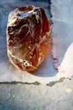 Pedras preciosas minerais naturais Fotografia de Stock