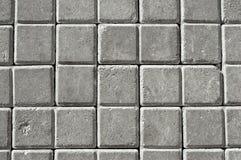 Pedras quadradas Fotografia de Stock