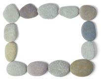 Pedras, quadro imagens de stock