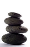 Pedras quentes Imagens de Stock Royalty Free