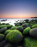 Pedras radioativas Fotografia de Stock Royalty Free