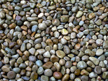 Pedras/seixos do rio Fotografia de Stock