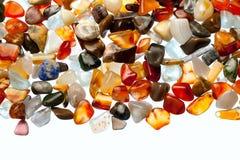 Pedras semipreciosas Fotos de Stock Royalty Free