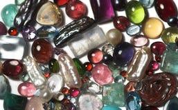 Pedras semipreciosas Fotos de Stock