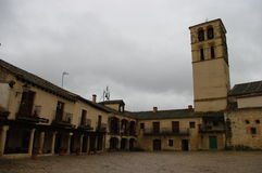 Pedraza medieval village, Spain Royalty Free Stock Image