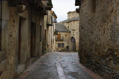 Pedraza medieval village, Spain Royalty Free Stock Images