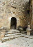 Pedraza. Old Jail. Old jail in the city of Pedraza, Province of Segovia, Spain Stock Photos