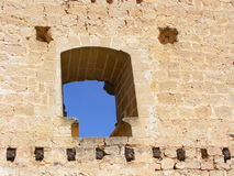 Pedraza´s Schloss Stockfoto