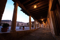 Pedraza, Segovia, Ισπανία Στοκ Εικόνα
