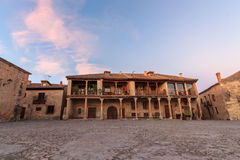 Pedraza, Segovia, España fotos de archivo libres de regalías