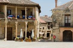 Pedraza. Segovia. Village of Pedraza, in the province of Segovia, Spain Royalty Free Stock Photo