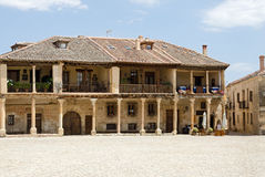 Pedraza. Village of Pedraza, in the province of Segovia, Spain Royalty Free Stock Photography