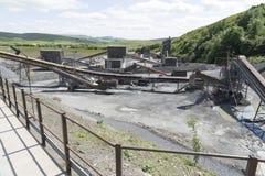 Pedreira de Arcow, Horton em Ribblesdale, Yorkshire Fotos de Stock Royalty Free