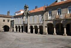 A Pedreira Square Royalty Free Stock Photos