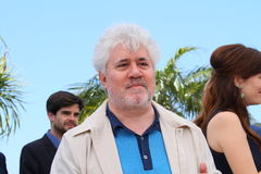 Pedro Almodovar Royalty Free Stock Photo