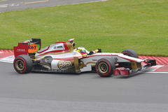 Pedro de la Rosa in 2012 F1 Canadian Grand Prix Royalty Free Stock Photography