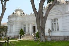 Pedro de Osma Museum royalty free stock image