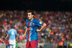 Pedro Eliezer Rodriguez Ledesma, F.C Barcelona player Royalty Free Stock Photo