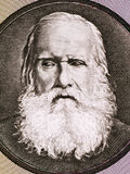 Pedro II of Brazil Royalty Free Stock Photography