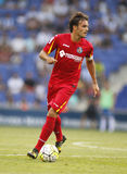 Pedro Leon of Getafe CF Royalty Free Stock Images