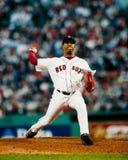 Pedro Martinez Boston Red Sox Stock Afbeeldingen