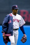Pedro Martinez. Former Boston Red Sox superstar pitcher Pedro Martinez royalty free stock photography