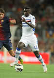 Pedro Obiang of UC Sampdoria Stock Image