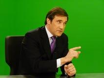 Pedro Passos Coelho Royalty Free Stock Image