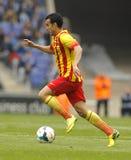 Pedro Rodriguez of FC Barcelona Stock Image